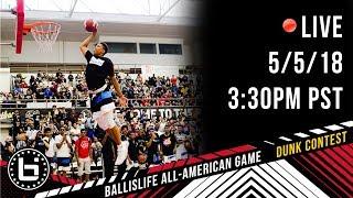 Ballislife Dunk Contest Featuring Mac McClung Vs Jamal Harris!! thumbnail