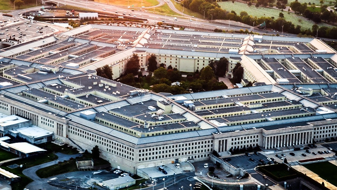 The Pentagon REALLY Sucks At Keeping Track Of Their Money ...