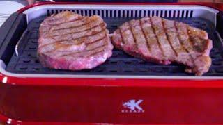 Indoor/Outdoor Smokeless Grill - KCZAZY
