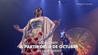 Comercial LUZIA by Cirque du Soleil en México