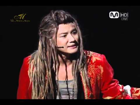Musical Mozart! 「モーツァルト!」 JYJ Xiah JunSu KOREA The Musical Awards