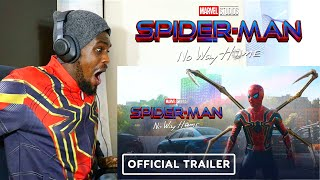 Download SPIDER-MAN: NO WAY HOME - Official Teaser Trailer REACTION VIDEO!!!