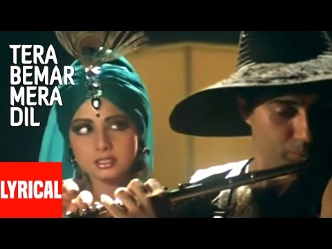 "Mix - ""Tera Bemar Mera Dil"" Lyrical Video 