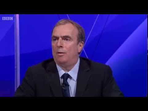 Peter Hitchens takes on another left-wing BBC Question Time panel