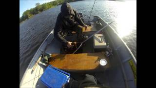 Pickerel Fishing Southern Ontario Gopro