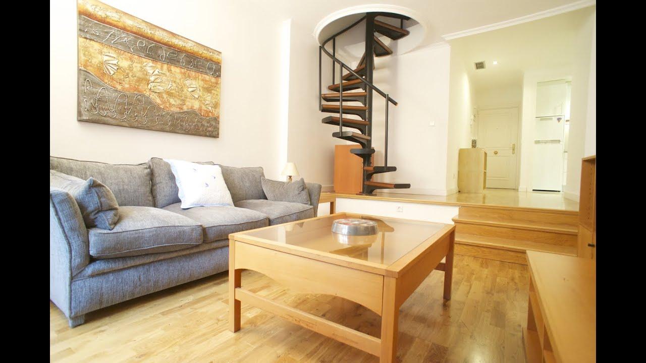 M 41 00212 alquiler piso d plex madrid barrio salamanca for Alquiler pisos salamanca