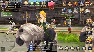 Dragon Nest Awake Mobile part 2 Mabar