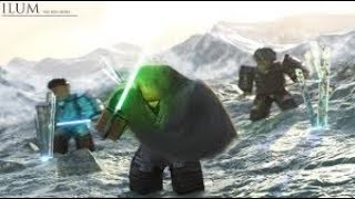 Roblox Jedi Ilum Fight Montage | Backhand Lightsaber