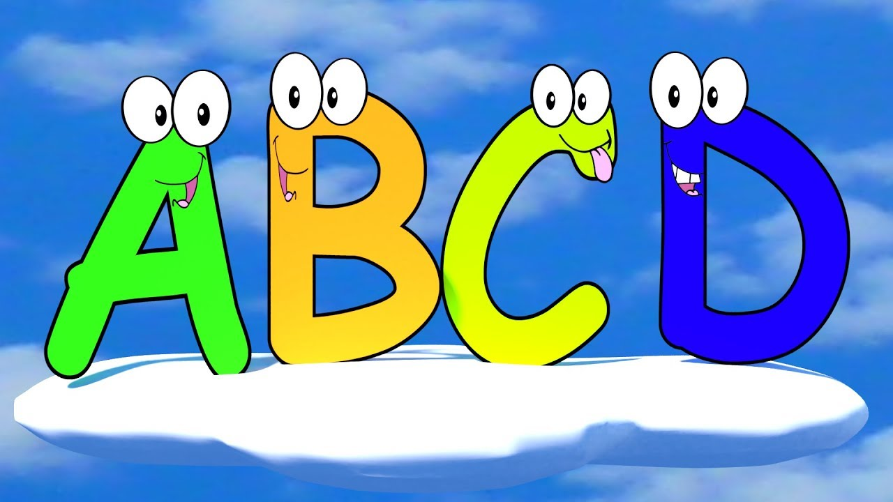 La Chanson De L Alphabet French Abc Song French Alphabet Les Lettres De L Alphabet