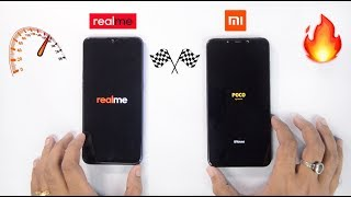 Realme 2 Pro vs Poco F1 Speedtest Comparison & RAM Management 🔥