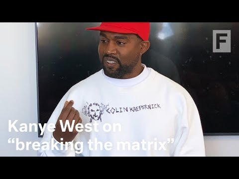 Tone Kapone - Kanye says we have to break away from the Matrix