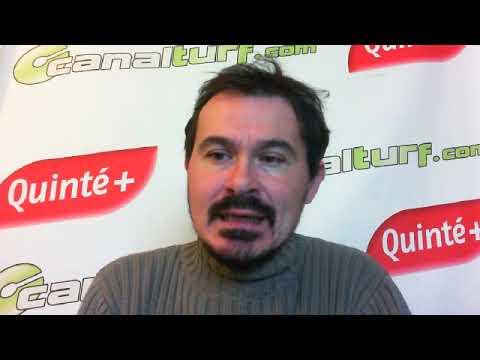 emission video des courses turf pmu du Jeudi 9 novembre 2017