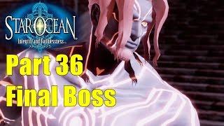 Star Ocean Integrity and Faithlessness - FINAL BOSS ALMA Walkthrough PART 36 (PS4)
