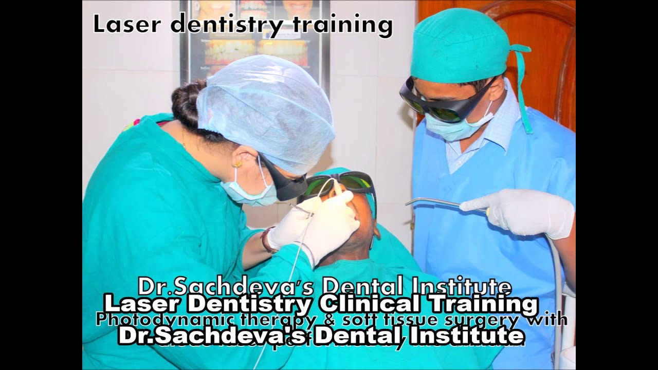 Laser Course | Dental courses in India