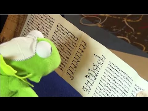 Kermit the Frog Purim Song.. Fun!!!!!