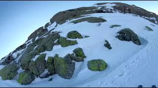 Esquiando en  360º VR