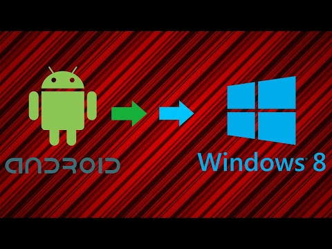 Windows 8 | The Coolest Windows Launcher For Android