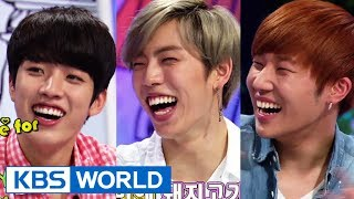Video Hello Counselor - Sungkyu, Dongwoo, Seongyeol of INFINITE (2014.06.23) download MP3, 3GP, MP4, WEBM, AVI, FLV September 2018