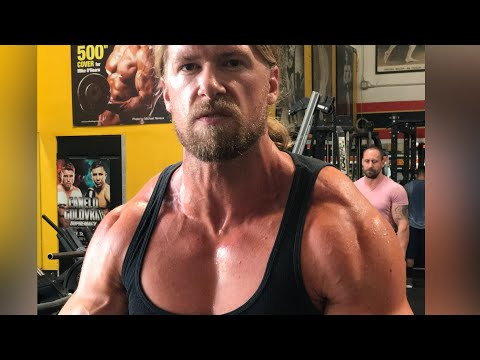 Shoulders Gym Workout - Buff Dudes Let's Lift