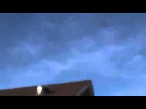 Ufo In San Jose,ca unedited Must Watch 2015