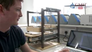 GMIT - Brendan Scullion Galileo 3-Axis CNC Plotting Machine