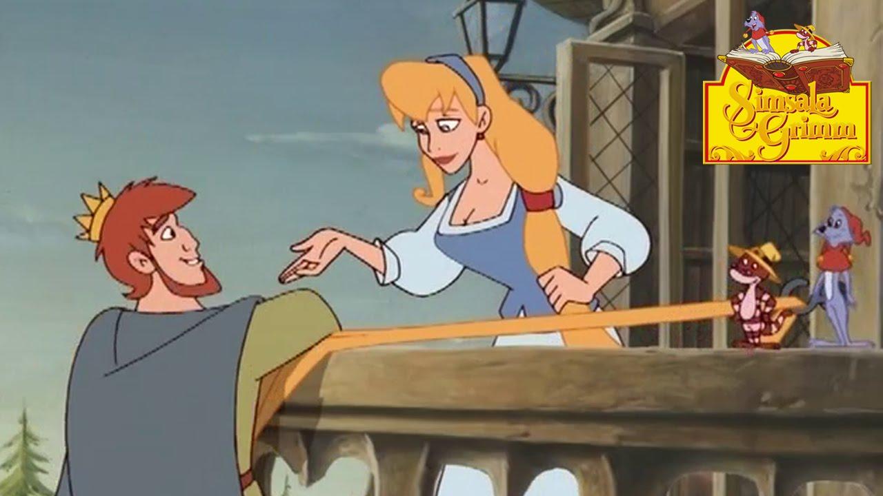 Raiponce simsala grimm hd dessin anim des contes de - Reponse dessin anime ...