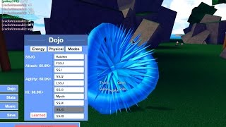 Roblox Dragon Ball Z Rage! Getting SSJG / SSJ4X100000?