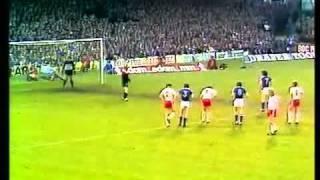 ipswich town az 67 3 0 coppa uefa 1980 81 finale di andata