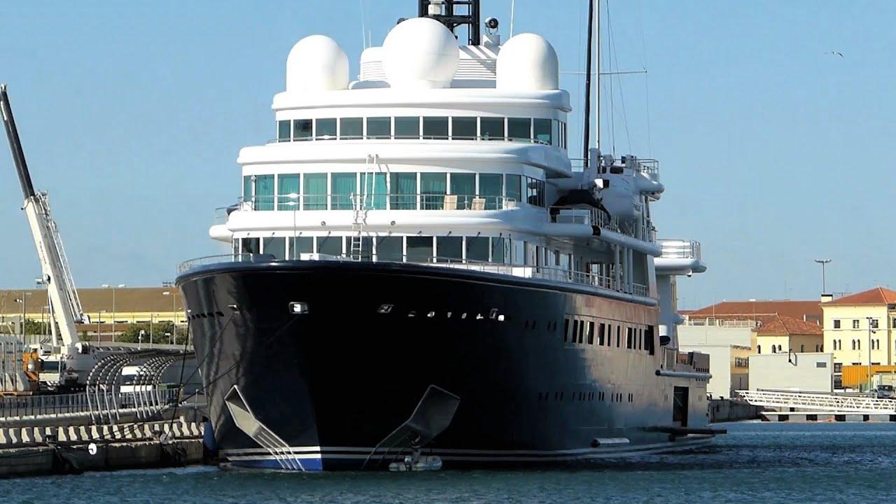 Mega Yacht Le Grand Bleu HD YouTube