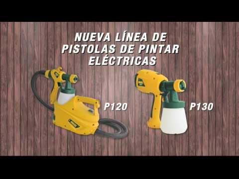 Mota herramientas pistolas de pintar el ctricas youtube - Pistolas de pintura electricas ...
