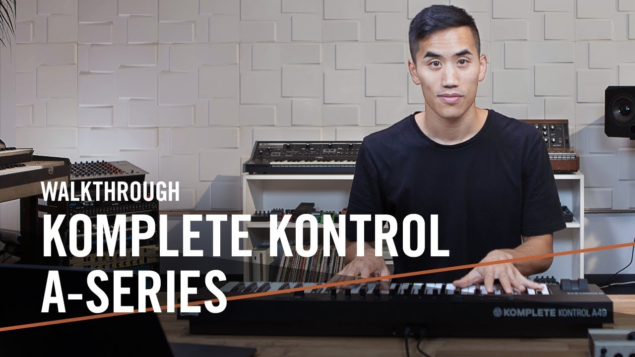 Native Instruments Komplete Kontrol A49 Review