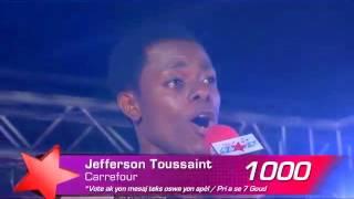 Digicel Haiti | Digicel Stars 2015 (Show Live #4)