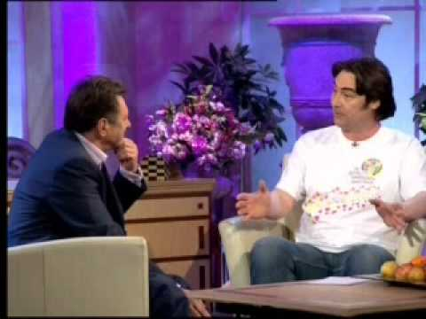 Nathaniel Parker on The Alan Titchmarsh Show