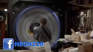 Big subwoofer - Bass test - Gorilla Echo #neon228