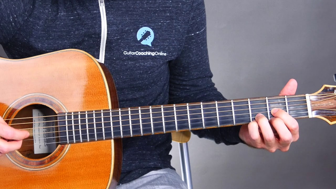 How To Play Dsus D2 Chords On Guitar Youtube