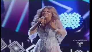 """Gloria Trevi """"Las Pequeñas Cosas"""" Latin American Music Awards 2015"""