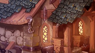 Hand Painted Environment Texturing Pt.1 (3dm Promo)