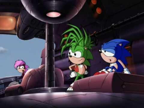 Sonic Underground Episode 9 Part 1 Youtube