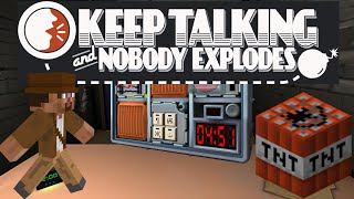 Keep Talking and Nobody Explodes - Episode 1 - BOOM!
