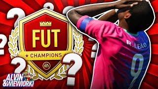 NIESAMOWITE FUT CHAMPIONS! FIFA 19: ALVIN I WIEWIÓRKI [#23]