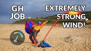 Strong Wind Tips  GH JOB  BANDARRA