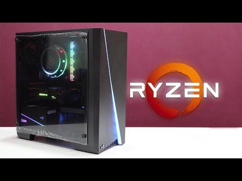 Сборка игрового ПК на Ryzen 5 и RX580