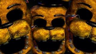 БАГАЖ СКРИМЕРОВ КОНЕЦ 5 6 НОЧЬ ЗОЛОТОЙ ФРЕДДИ Five Nights at Freddy s 2 7