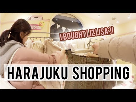 SHOPPING IN HARAJUKU | Sunny has Gone Crazy