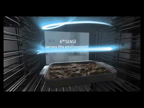 Whirlpool 6th sense built in ovens youtube for Forno whirlpool 6 senso
