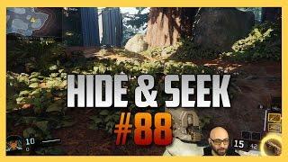Hide and Seek #88 on Redwood in Black Ops 3