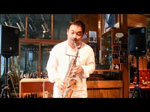 สอน Improvise เบื้องต้น Part 1 (Major Scale) By Koh Mr.Saxman & P.Mauriat PMXA-67RS