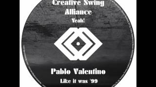 Pablo Valentino - Like it Was '99 (MCDE 1209) Resimi