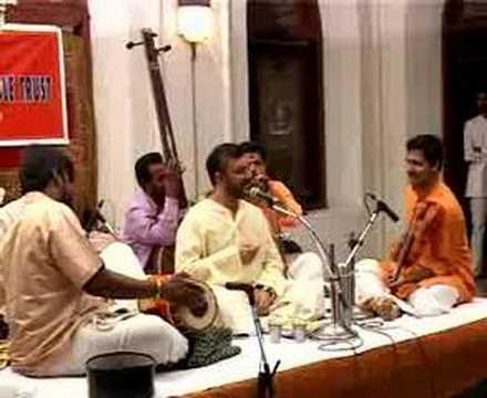 Thillana Kadanakuthoohalam (Dr.M.Balamuralikrishna's song)
