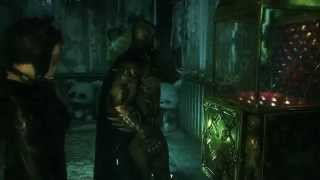 Спасли женщину кошку - Часть 19: Прохождение Batman: Arkham Knight (Бэтмен: Рыцарь Аркхема)